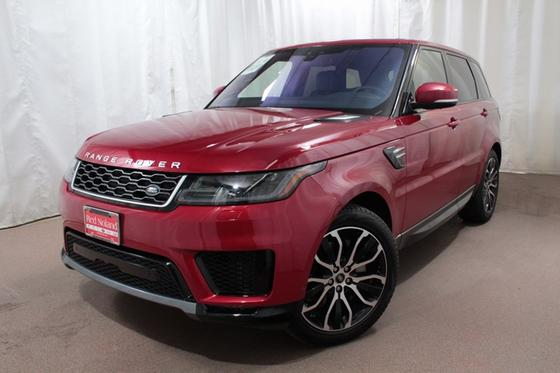 2020 Land Rover Range Rover Sport HSE:23 car images available