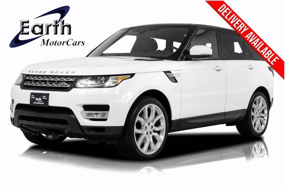 2017 Land Rover Range Rover Sport HSE:24 car images available