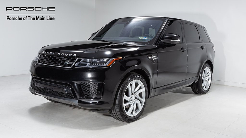 2019 Land Rover Range Rover Sport HSE:23 car images available