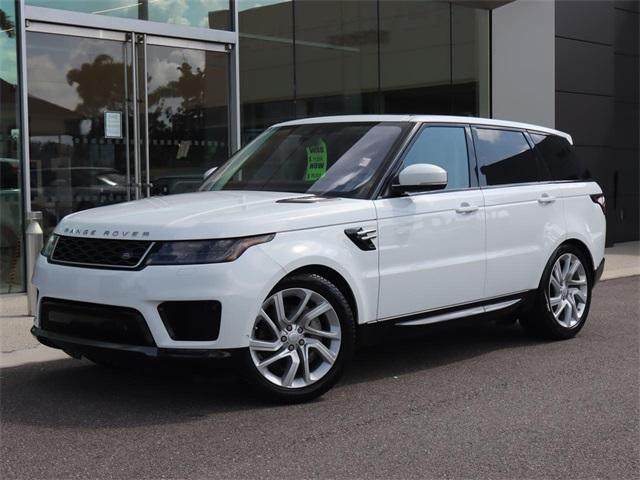 2020 Land Rover Range Rover Sport HSE:24 car images available