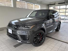 2021 Land Rover Range Rover Sport HST:9 car images available