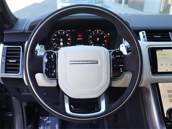 2021 Land Rover Range Rover Sport HST