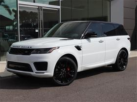 2021 Land Rover Range Rover Sport HST:24 car images available