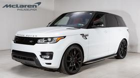 2016 Land Rover Range Rover Sport SC Autobiography:22 car images available