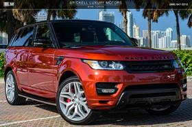 2015 Land Rover Range Rover Sport SC Autobiography:24 car images available