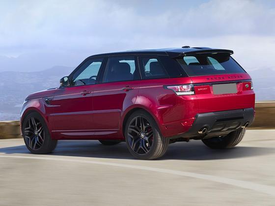 2017 Land Rover Range Rover Sport SC Autobiography : Car has generic photo