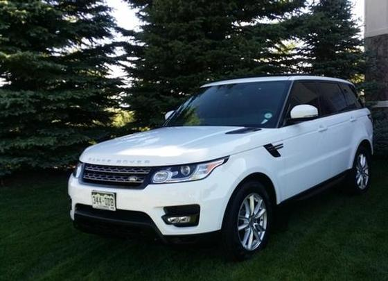 2014 Land Rover Range Rover Sport SE:4 car images available