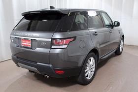 2017 Land Rover Range Rover Sport SE
