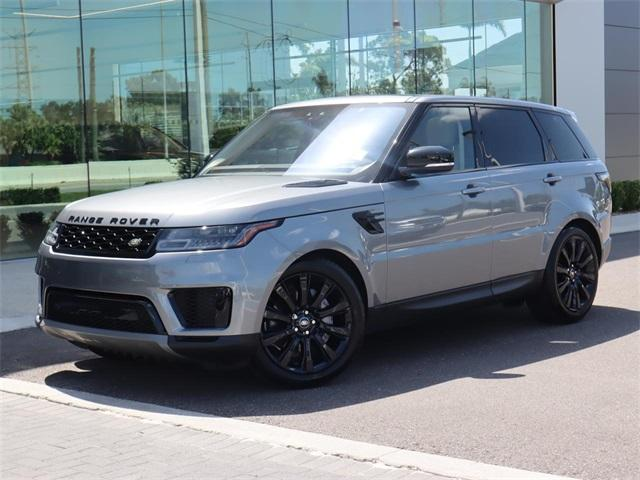 2020 Land Rover Range Rover Sport SE:24 car images available