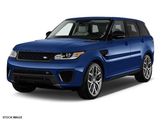 2017 Land Rover Range Rover Sport SVR:2 car images available