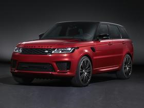 2019 Land Rover Range Rover Sport SVR : Car has generic photo