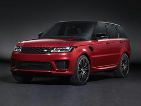 2019 Land Rover Range Rover Sport SVR : Car has generic photo