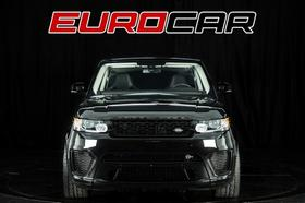 2016 Land Rover Range Rover Sport SVR:24 car images available