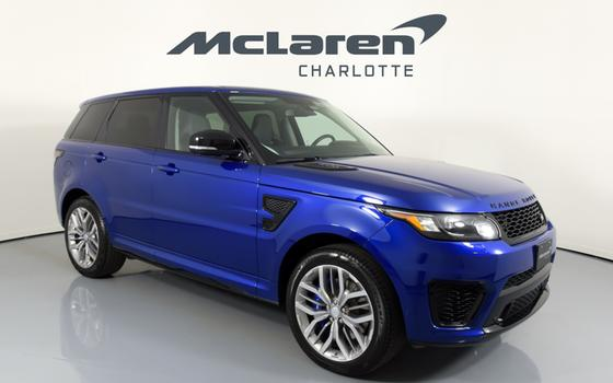 2015 Land Rover Range Rover Sport SVR:24 car images available