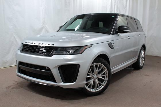 2020 Land Rover Range Rover Sport SVR:21 car images available