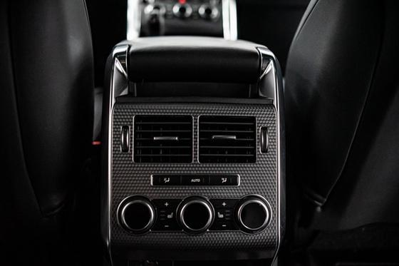 2015 Land Rover Range Rover Sport SVR
