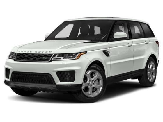 2020 Land Rover Range Rover Sport SVR : Car has generic photo