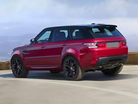 2017 Land Rover Range Rover Sport SVR : Car has generic photo