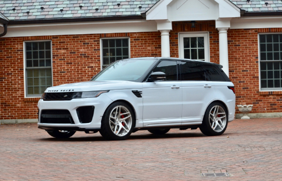 2018 Land Rover Range Rover Sport SVR:10 car images available
