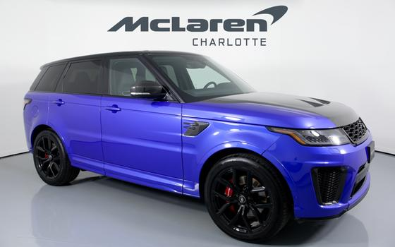 2018 Land Rover Range Rover Sport SVR:24 car images available