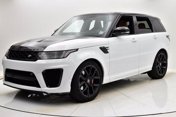 2020 Land Rover Range Rover Sport SVR:24 car images available