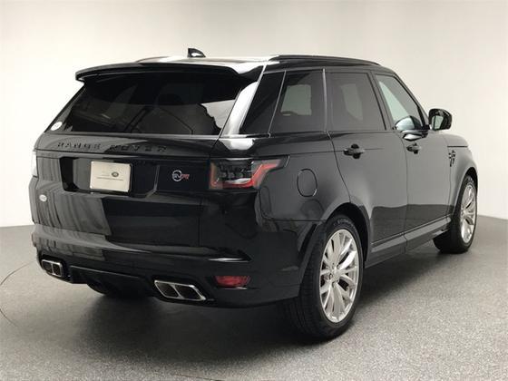 2021 Land Rover Range Rover Sport SVR