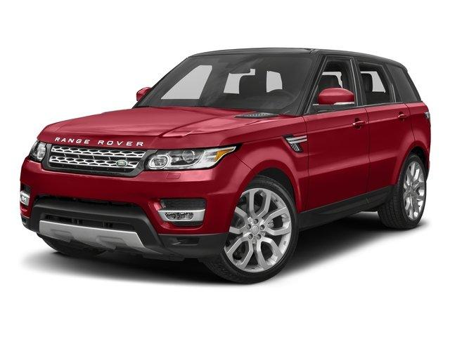 2017 Land Rover Range Rover Sport SVR:17 car images available