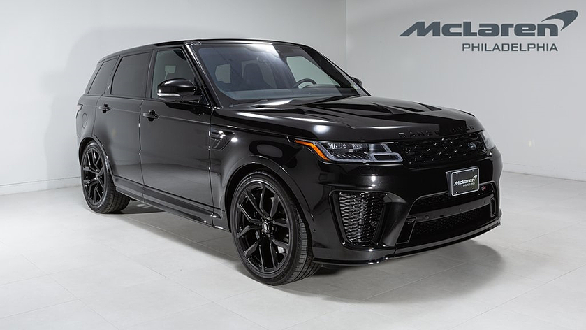 2019 Land Rover Range Rover Sport SVR:23 car images available