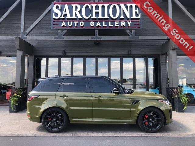 2020 Land Rover Range Rover Sport SVR:2 car images available
