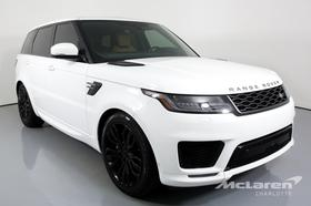 2018 Land Rover Range Rover Sport Supercharged Dynamic