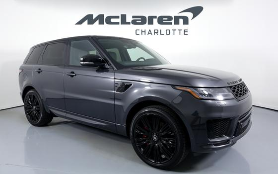 2019 Land Rover Range Rover Sport Supercharged Dynamic:24 car images available