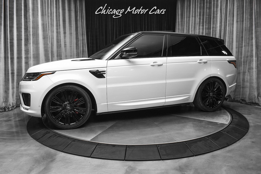 2018 Land Rover Range Rover Sport Supercharged Dynamic:24 car images available