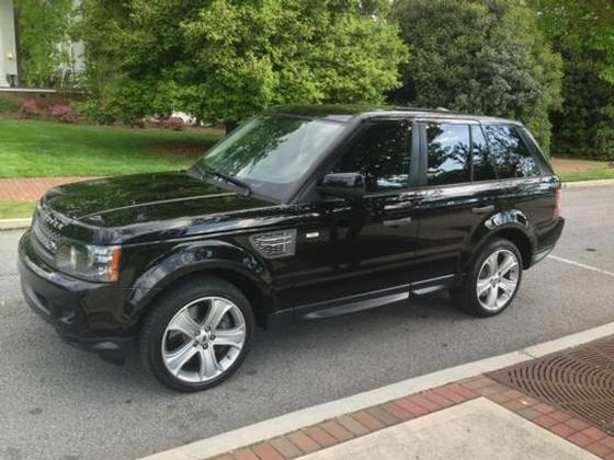 2010 Land Rover Range Rover Sport Supercharged:4 car images available