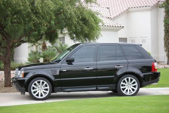 2006 Land Rover Range Rover Sport Supercharged:3 car images available