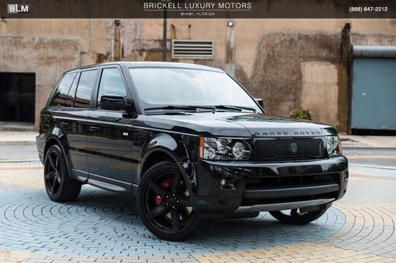2013 Land Rover Range Rover Sport Supercharged:24 car images available