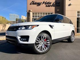 2014 Land Rover Range Rover Sport Supercharged:24 car images available