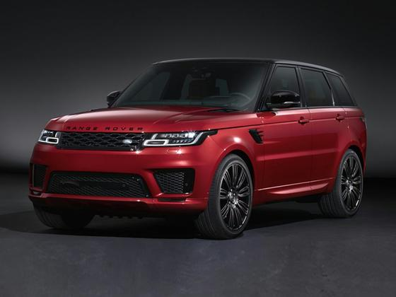 2018 Land Rover Range Rover Sport Supercharged : Car has generic photo