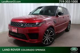 2019 Land Rover Range Rover Sport Supercharged:24 car images available