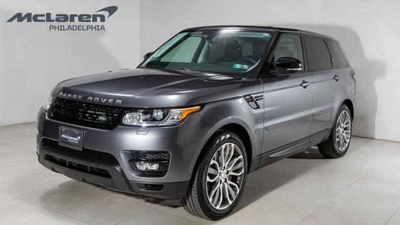 2015 Land Rover Range Rover Sport Supercharged:22 car images available