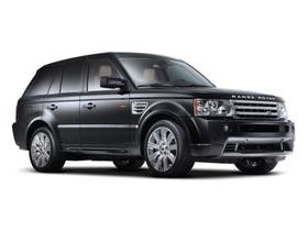 2008 Land Rover Range Rover Sport Supercharged : Car has generic photo