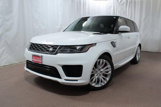 2018 Land Rover Range Rover Sport Supercharged:20 car images available