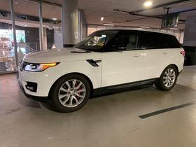 2016 Land Rover Range Rover Sport Supercharged:3 car images available
