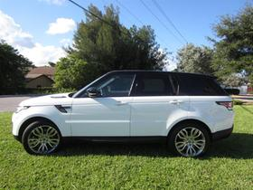 2014 Land Rover Range Rover Sport Supercharged:20 car images available
