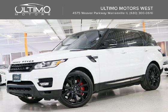 2016 Land Rover Range Rover Sport Supercharged:6 car images available