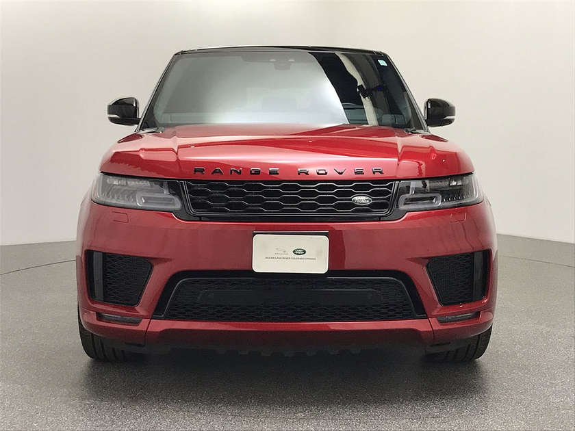 2019 Land Rover Range Rover Sport Supercharged