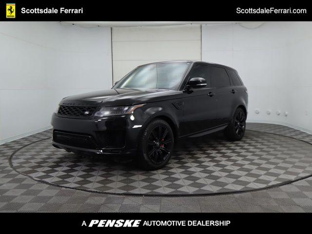 2018 Land Rover Range Rover Sport Supercharged:24 car images available