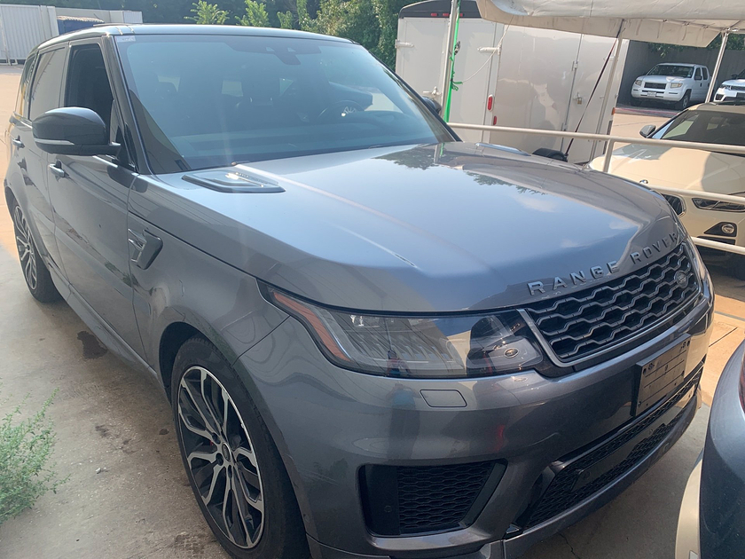 2018 Land Rover Range Rover Sport Supercharged:7 car images available