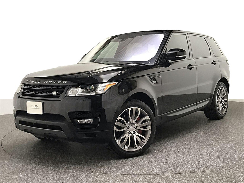2016 Land Rover Range Rover Sport Supercharged:24 car images available
