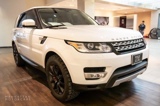 2015 Land Rover Range Rover Sport Supercharged : Car has generic photo