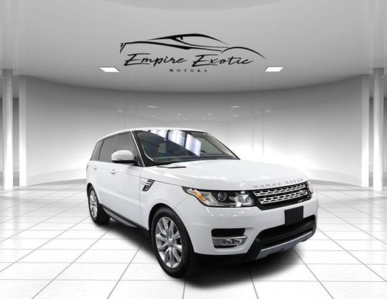 2016 Land Rover Range Rover Sport V6 Diesel HSE:24 car images available